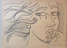 Roy Lichtenstein American ATTR