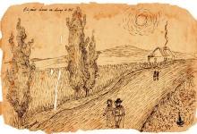 Vincent Van Gogh (Dutch 1853-1890)
