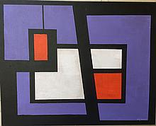 Painting after Jose Maria Mijares Cuban (1921-2004)