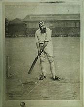 AUTOGRAPHS: GRACE W. G.: (1848-1915) English