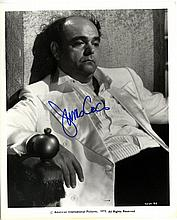AUTOGRAPHS: CINEMA: Selection of signed postcard