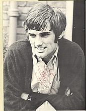 AUTOGRAPHS: FOOTBALL: George Best (1946-2005)