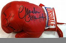 AUTOGRAPHS: HEARNS THOMAS (1958- ) American Boxer,