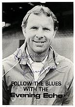 AUTOGRAPHS: MOORE BOBBY: (1941-1993) English