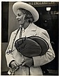 MARBLE ALICE: (1913-1990) American Tennis Player,