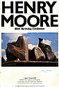 MOORE HENRY: (1898-1986) English Sculptor and