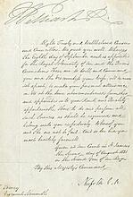 WILLIAM IV: (1765-1837) King of the United Kingdom