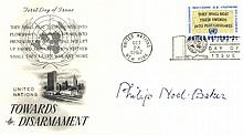 FIRST DAY COVERS: Miscellaneous selection of signe