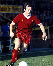 LIVERPOOL: Selection of signed 8 x 10 photographs