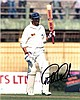 CRICKET: Selection of signed 8 x 10 photographs