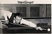 DAVIS JOE: (1901-1978) British Snooker & Billiards