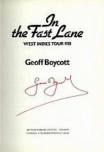 SPORT: Selection of signed hardback (12) and paperback (4) b