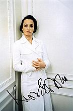 ACTRESSES: Selection of signed 8 x 12 photographs by various