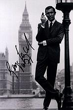 JAMES BOND: Small selection of signed 8 x 10