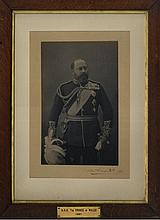 EDWARD VII: (1841-1910) King of the United Kingdom