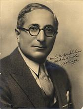 MAYER LOUIS B.: (1884-1957) American Film Producer