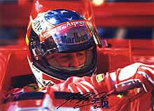 SCHUMACHER MICHAEL: (1969- ) German Motor Racing