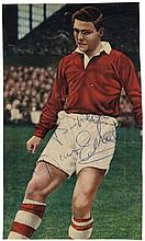 EDWARDS DUNCAN: (1936-1958) English Footballer,