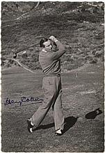 COTTON HENRY: (1907-1987) English Golfer, Open