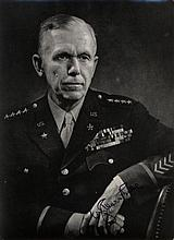 MARSHALL GEORGE: (1880-1959) American General of