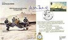 WORLD WAR II: Selection of signed First Day Covers