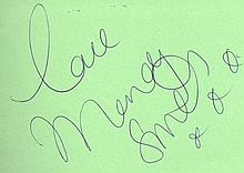 AUTOGRAPH ALBUMS: Two autograph albums containing