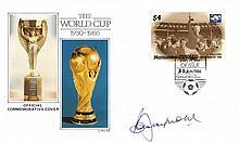 MOORE BOBBY: (1941-1993) English Footballer,