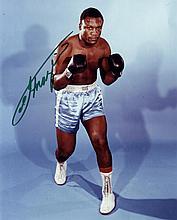 FRAZIER JOE: (1944-2011) American Boxer, World
