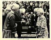 TENNIS: Elizabeth Ryan (1892-1979) American Tennis