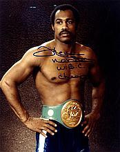 NORTON KEN: (1943-2013) American Boxer, WBC