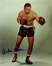 MOORE ARCHIE: (1916-1998) American Boxer, World