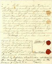 HARDY THOMAS MASTERMAN: (1769-1839) British Naval officer, F