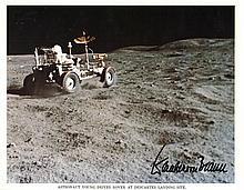 VON BRAUN WERNHER: (1912-1977) German-American Rocket Scient