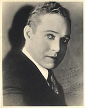 LANGDON HARRY: (1884-1944) American Silent Film Comedian. Vi