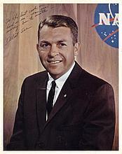 SEE ELLIOT: (1927-1966) American Astronaut, a member of NASA