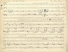 DELIBES LEO: (1836-1891) French Composer of the Romantic era