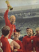 MOORE BOBBY: (1941-1993) English Footballer, Captain of the