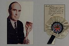 RAMSEY ALF: (1920-1999) English Footballer and Manager of th