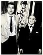 MARCIANO ROCKY: (1923-1969) American Boxer, World