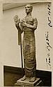 EPSTEIN JACOB: (1880-1959) British Sculptor.