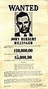 [DILLINGER JOHN]: (1903-1934) American Bank
