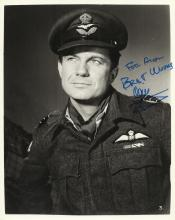 ROBERTSON CLIFF: (1923-2011) American Actor, Academy Award winner. Signed and inscribed 8 x 10 photo