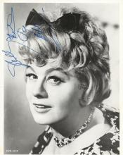 WINTERS SHELLEY: (1920-2006) American Actress, Academy Award winner. Signed and inscribed 8 x 10 pho