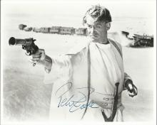O'TOOLE PETER: (1932-2013) British-Irish Actor, Academy Award winner. Signed 10 x 8 photograph, a go