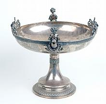Antique Tiffany & Co. Sterling Compote Dish