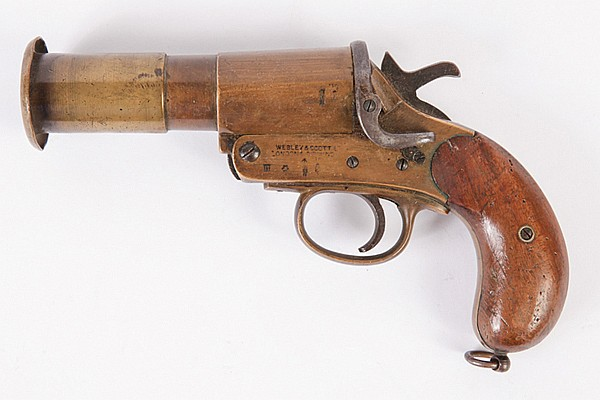 Naval Flare Pistol Civil War €ra