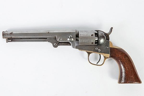 The Famous Colt 1849 Pocket Model