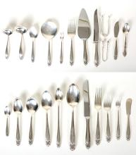 140 Piece Sterling Silver Set, Wallace