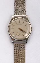 Gent's Patek Philippe 18K White Gold Calatrava Wristwatch