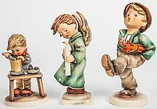 Vintage Hummel Figurine Collection